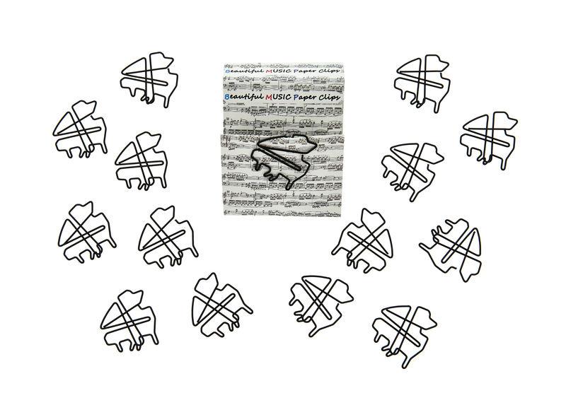 A-Gift-Republic Paper Clip Piano
