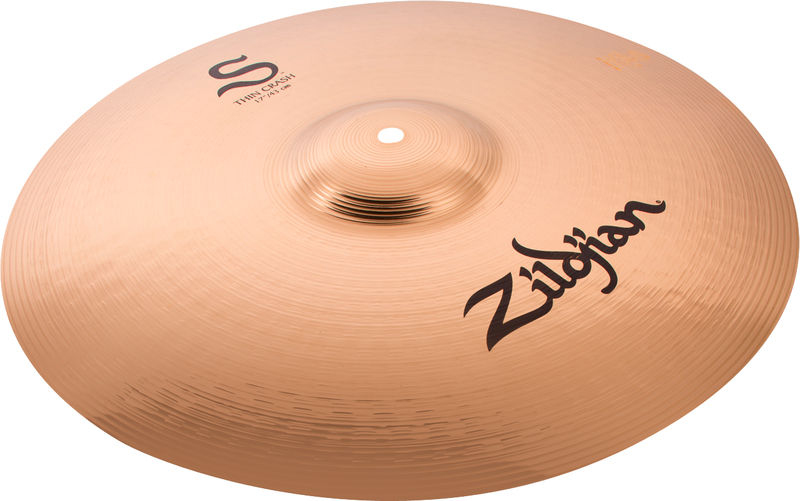 "Zildjian 17"" S Series Thin Crash"