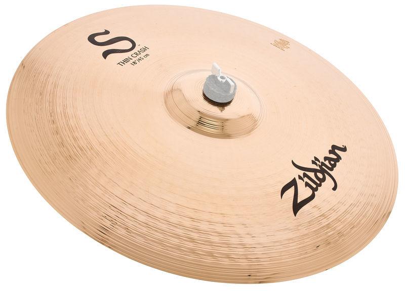 "Zildjian 18"" S Series Thin Crash"