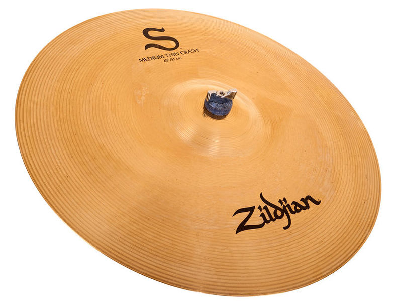 "Zildjian 20"" S Series Medium Thin Crash"
