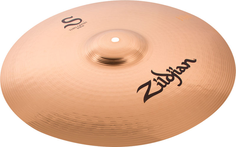 "Zildjian 16"" S Series Thin Crash"