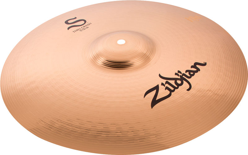 "Zildjian 15"" S Series Thin Crash"