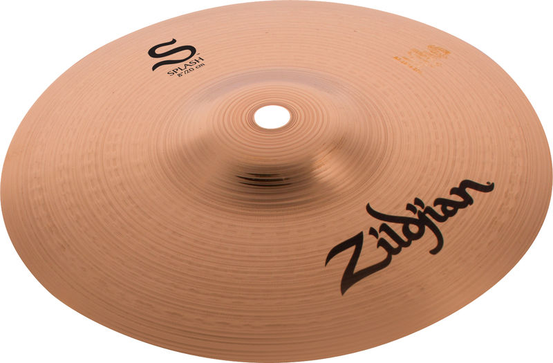 "Zildjian 08"" S Series Paper Thin Splash"