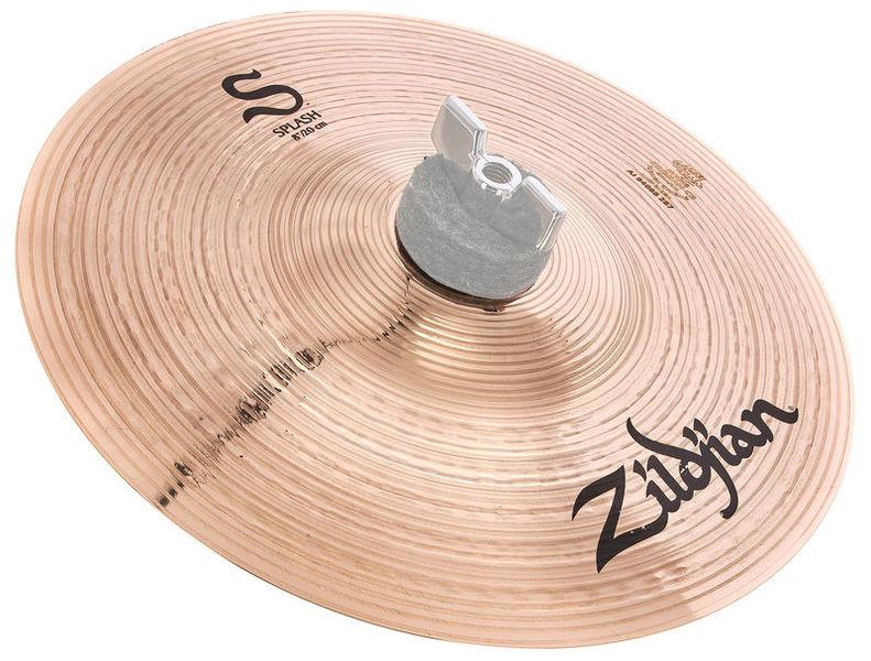 """Zildjian 08"""" S Series Paper Thin Splash"""