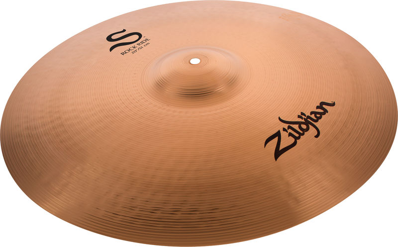 "Zildjian 20"" S Series Rock Ride Heavy"