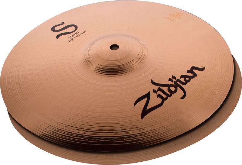"Zildjian 14"" S Series Medium Hi-Hat"