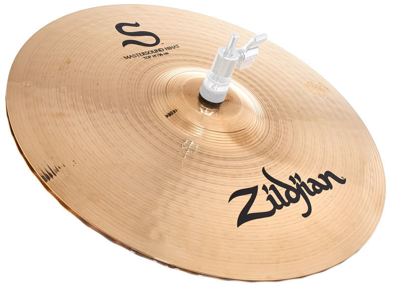 "Zildjian 14"" S Series Mastersound HiHat"