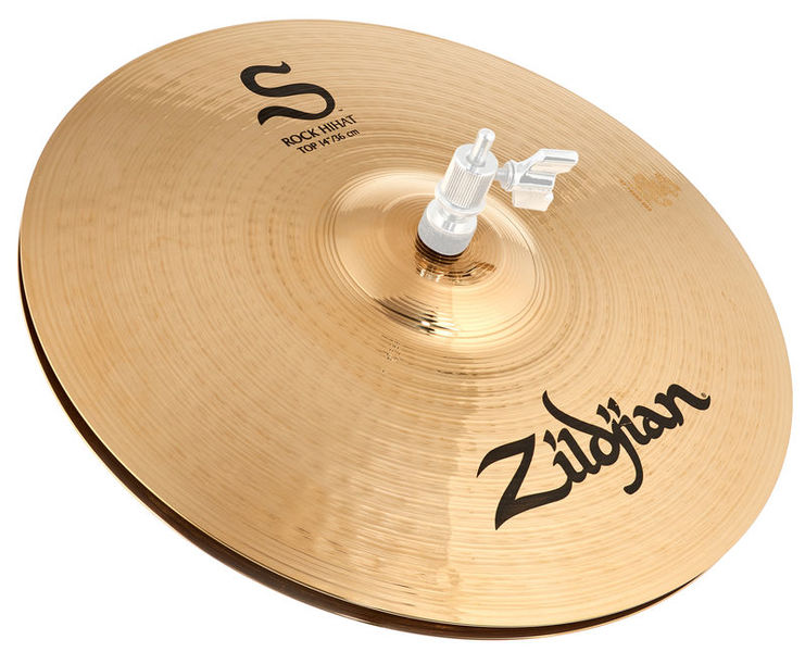 "Zildjian 14"" S Series Rock Hi Hat"