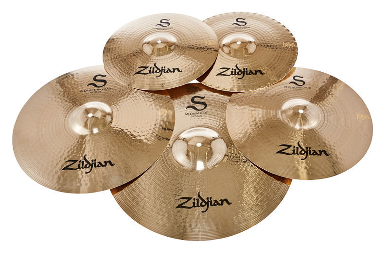 Zildjian S Series Performer Cymbal Set
