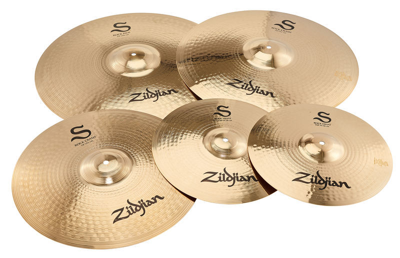 Zildjian S Series Rock Cymbal Set