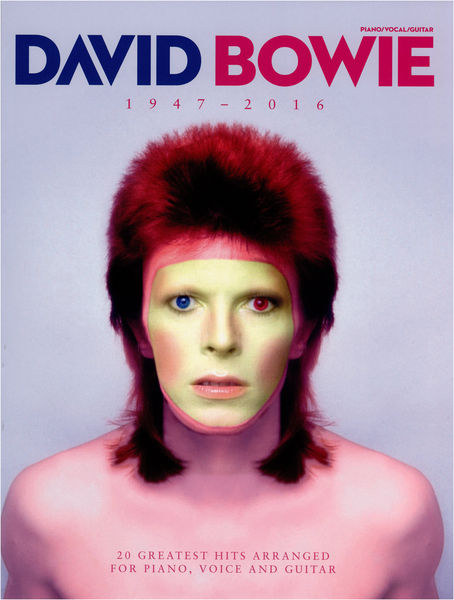 Wise Publications David Bowie 1947 - 2016