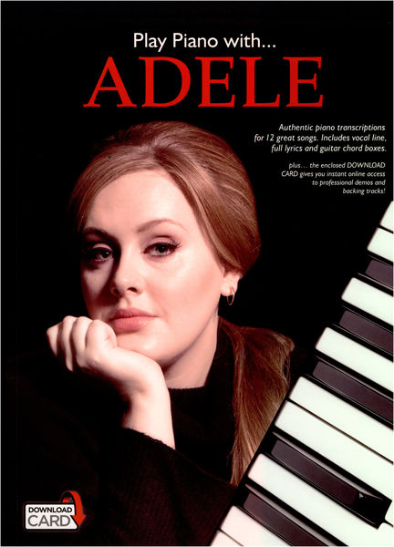 Wise Publications Play Piano with Adele