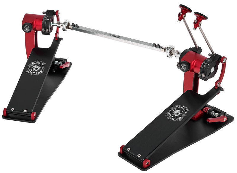 Trick Drums Big Foot Black Widow Pedal ltd