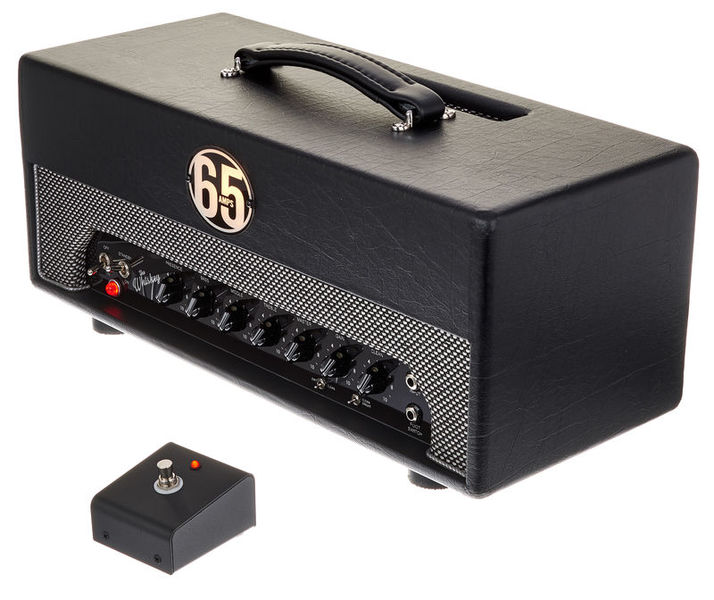65 Amps The Whiskey Head