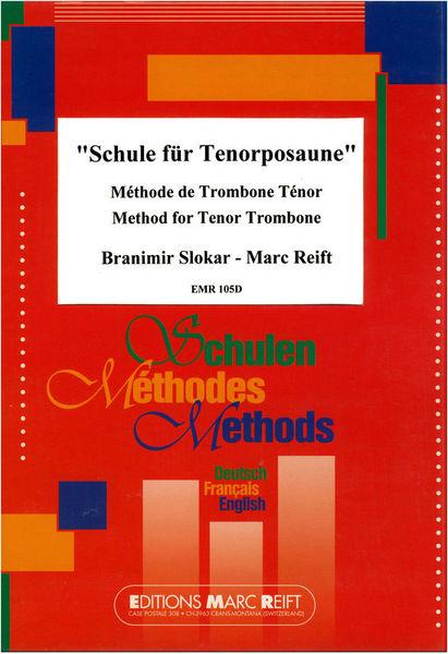 Editions Marc Reift Schule für Tenorposaune Bass