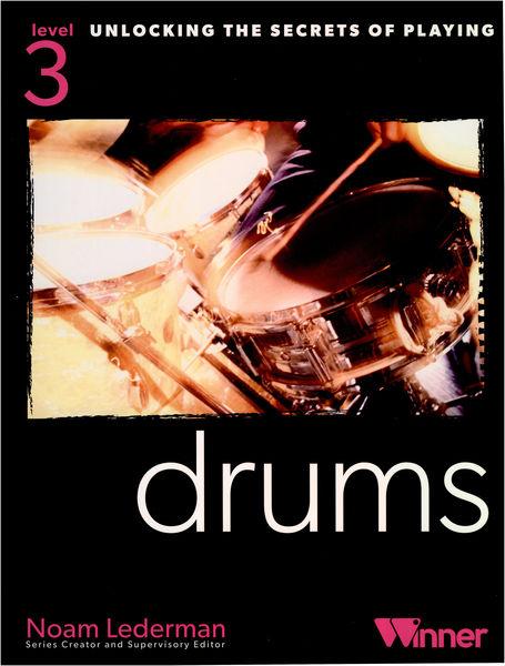 Winner Unlocking The Secrets Drums 3