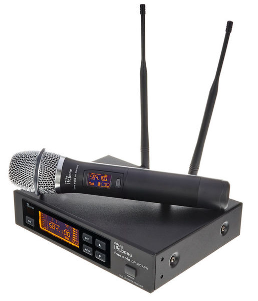 the t.bone free solo HT 590 MHz