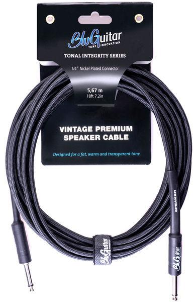 BluGuitar Vintage Premium Speaker Cable