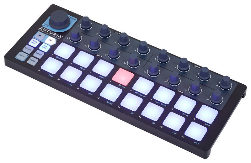 Beatstep Black Edition Arturia