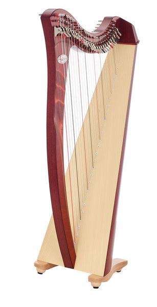 Salvi Juno Lever Harp 27 Str. MA