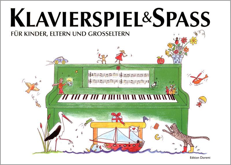 Edition Doremi Klavierspiel & Spass