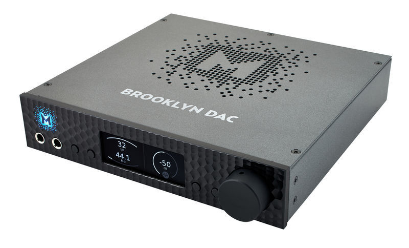 Mytek Digital Brooklyn DAC Black