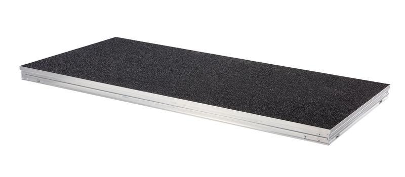 Stairville Praktikus Carpet Cov. 2,0x1,0m