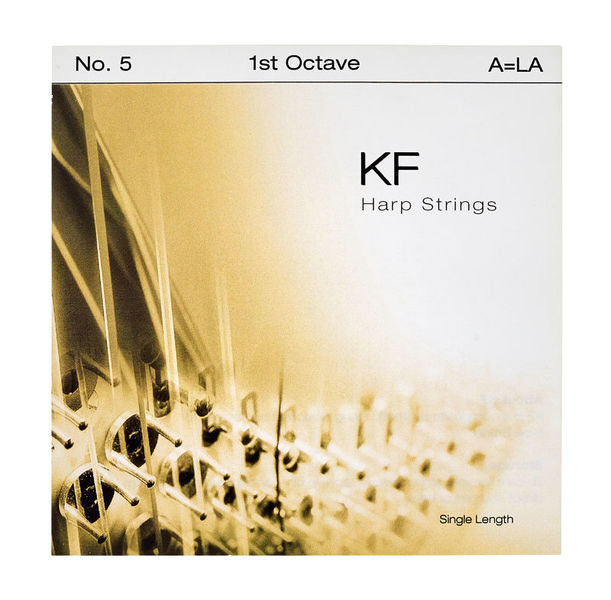 Bow Brand KF 1st A Harp String No.5