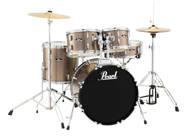 Pearl Roadshow Studio Bronze Metal.