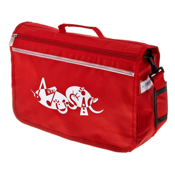 Music Sales Mapac: Music Bag Red