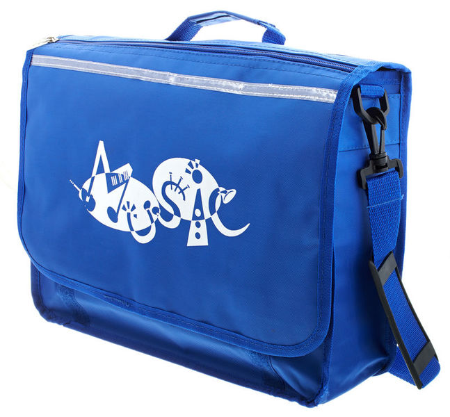 Music Sales Mapac: Music Bag Royal Blue