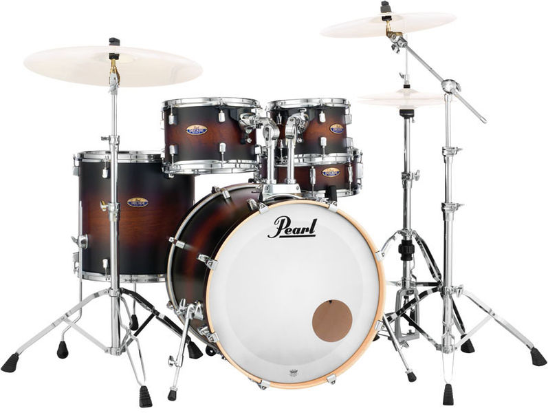 Pearl Decade Maple Fusion S. Brown