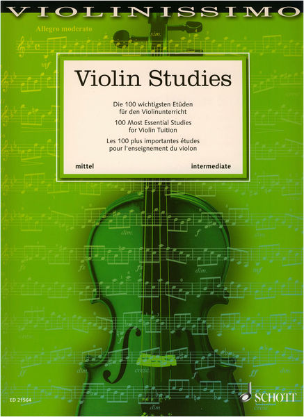 Schott Violin Studies