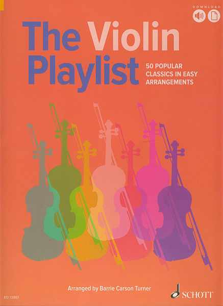 Schott The Violin Playlist