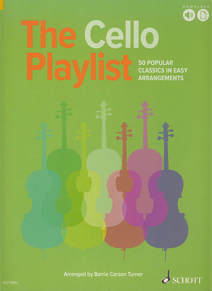 Schott The Cello Playlist