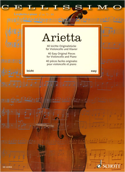 Schott Arietta Cello