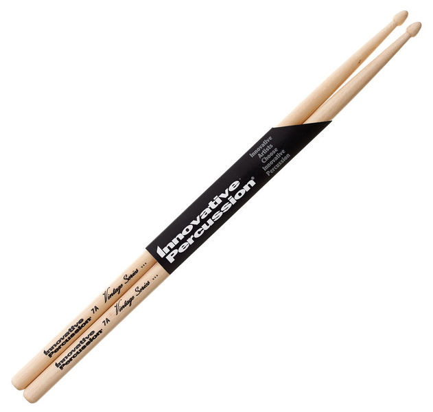 Innovative Percussion 7A Vintage Drum Sticks