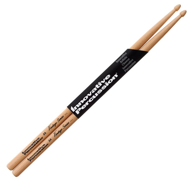 Innovative Percussion 5A Vintage Drum Sticks