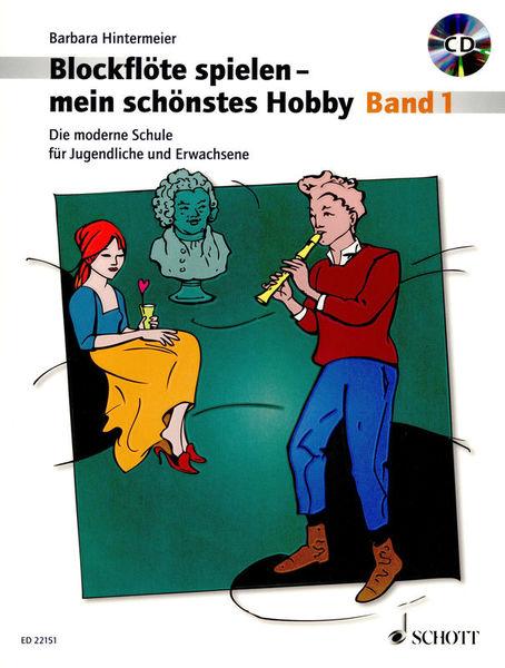 Blockflöte Spielen Hobby 1 Schott