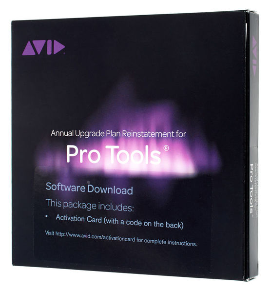 Pro Tools Upgrade Reinstate Avid