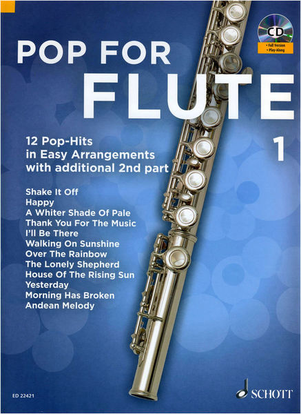 Schott Pop For Flute Vol.1