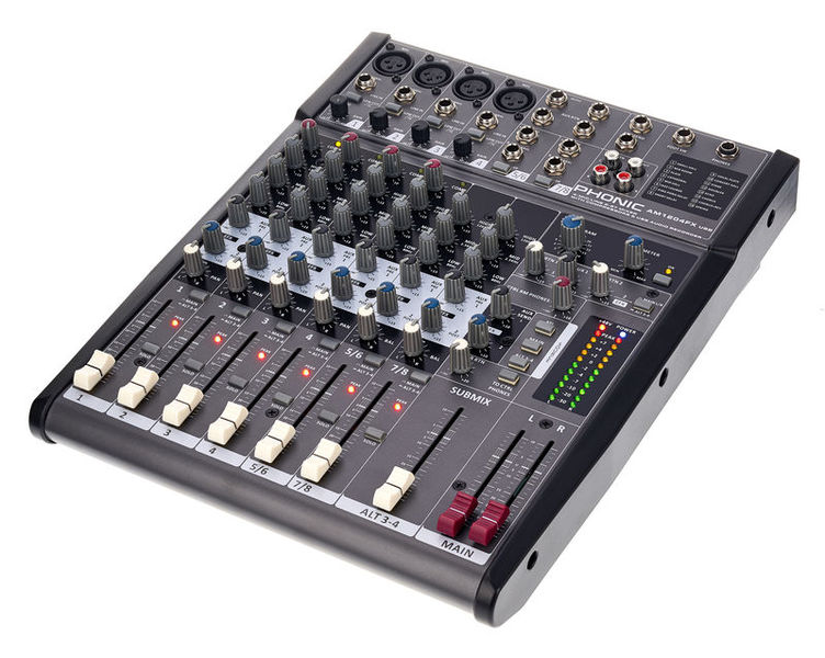 Phonic AM1204FX USB