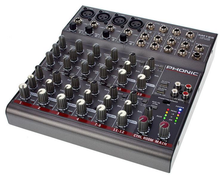 Phonic AM125