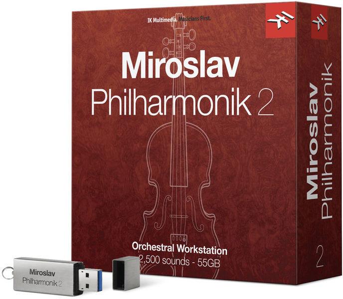 IK Multimedia Miroslav Philharmonik 2 UPG