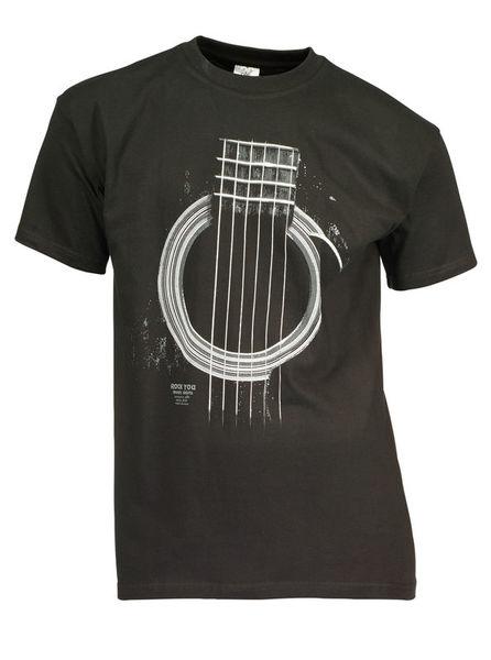 Rock You T-Shirt Black Hole Sun XXL