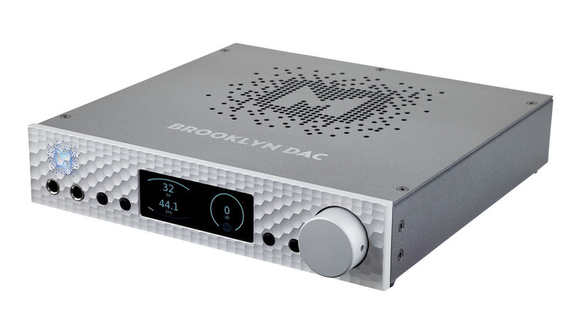 Mytek Digital Brooklyn DAC Silver