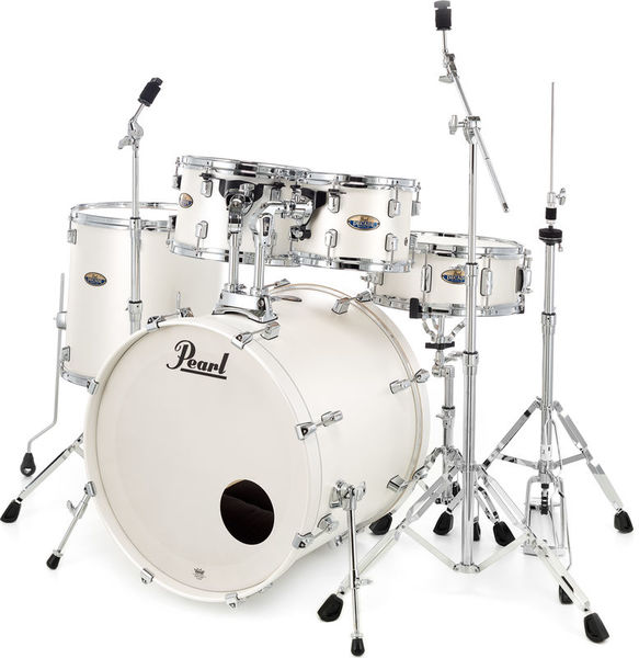 Pearl Decade Maple Studio S. White