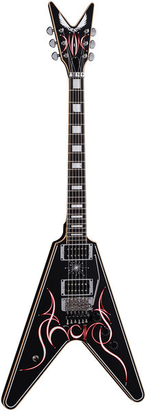 Dean Guitars Tracii Guns V Floyd BS