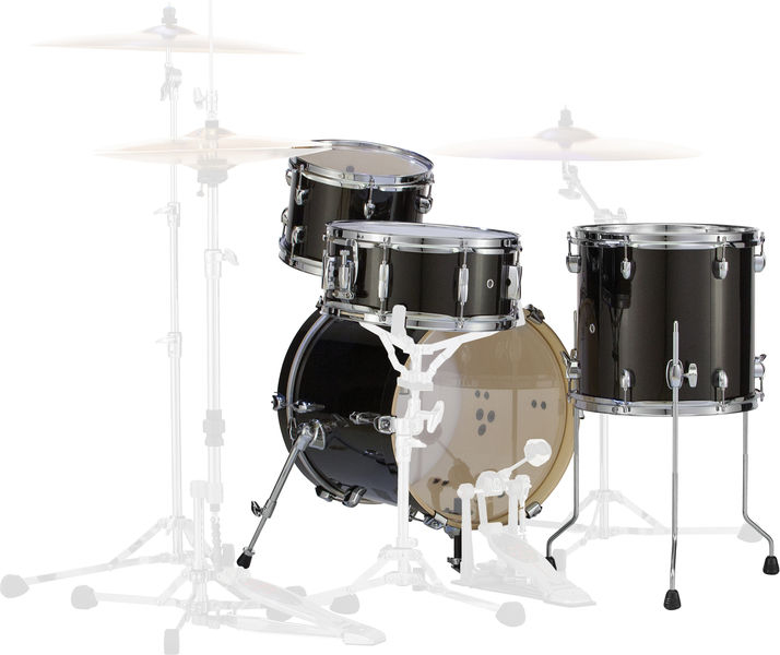 Pearl Midtown Black Gold Sparkle