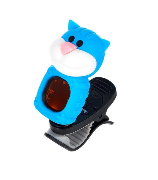 Harley Benton Clip Tuner Cat BL